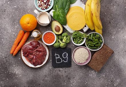 Folsäure (Vitamin B9) – Zellvitamin